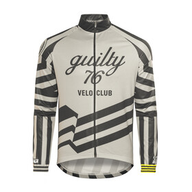 guilty 76 racing Velo Club Pro Race Wind Jacket Unisex grey